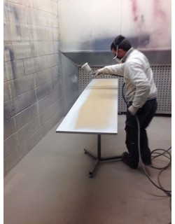 MDF Satin Matt Spraying